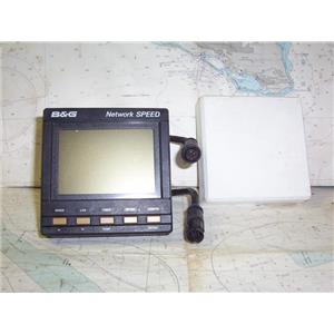 Boaters' Resale Shop of TX 1911 0427.11 B&G NETWORK SPEED DISPLAY 610-00-020