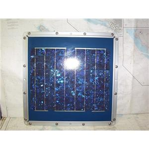 Boaters' Resale Shop of TX 1910 2154.07 SOLAREX MX20MM 20 AMP SOLAR PANEL