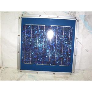 Boaters' Resale Shop of TX 1910 2154.11 SOLAREX MX20MM 20 AMP SOLAR PANEL