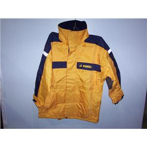 Boaters' Resale Shop of TX 1911 0577.11 JEANTEX WOMENS 12/14 FOUL WEATHER JACKET