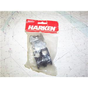 Boaters' Resale Shop of TX 1911 0545.11 HARKEN 319 STANCHION MOUNT DOUBLE BLOCK