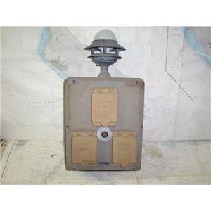 Boaters' Resale Shop of TX 1904 5125.02 PARK POWER 30 AMP SHOREPOWER BOX