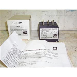 Boaters' Resale Shop of TX 1911 1722.35 ZF MARINE 13505 AUTOMATIC POWER SELECTOR