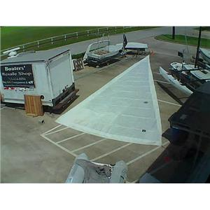 Quantum Sails RF Jib w Luff 50-7 from Boaters' Resale Shop of TX 1908 0122.91