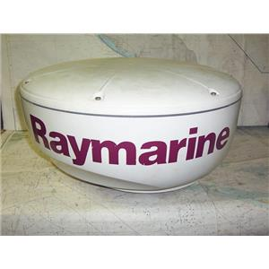 """Boaters' Resale Shop of TX 1911 2755.01 RAYMARINE RD218 RADAR 2KW 18"""" DOME"""