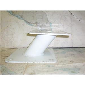 "Boaters' Resale Shop of TX 1911 1442.01 RADAR 5"" FORWARD LEANING PEDESTAL MOUNT"