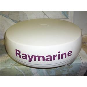 """Boaters' Resale Shop of TX 19114422.07 RAYMARINE M92652-S 4KW 24"""" RADAR DOME"""