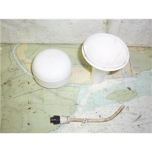 Boaters' Resale Shop of TX 1911 4422.02 GARMIN GPS 17X GPS ANTENNA W/ CUT CABLE