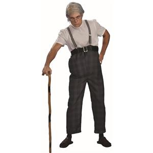 Uncle Bert Funny Old Man Adult Costume