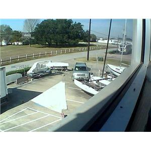 Sleeve Luff Storm Jib w Luff 25-9 from Boaters' Resale Shop of TX 1911 2775.91