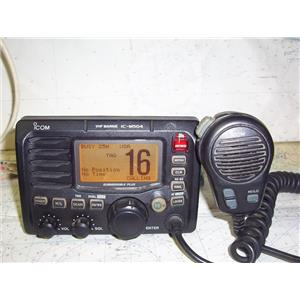 Boaters' Resale Shop of TX 1912 1425.05  ICOM IC-M504 MARINE VHF RADIO ONLY