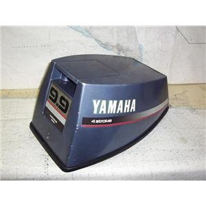 Boaters' Resale Shop of TX 1911 4427.01 YAMAHA F9.9SH OUTBOARD MOTOR COWLING