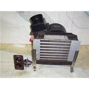 Boaters' Resale Shop of TX 1912 1424.12 CRUISAIR EB04 EVAPORATOR, FAN & CONTROL