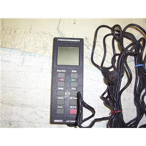 Boaters' Resale Shop of TX 1804 5101.24 NAVICO HP5000 WIRED HAND PROGRAMMER ONLY