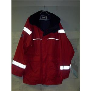 Boaters' Resale Shop of TX 1912 1445.51 WEST MARINE  XXL FOUL WEATHER JACKET