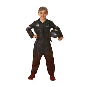 Stealth Pilot Childs Costume 11-14