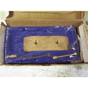 Boaters' Resale Shop of TX 1912 1447.16 GUEST 4008 D-8 DYNAPLATE GROUNDING KIT