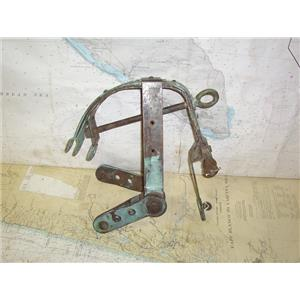Boaters' Resale Shop of TX 1402 0101.53 VINTAGE BRONZE MASTHEAD RIGGING ASSEMBLY