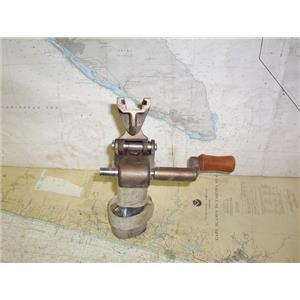 Boaters' Resale Shop of TX 1312 0105.87 FAMET ROLLER FURLING GOOSENECK & HANDLE