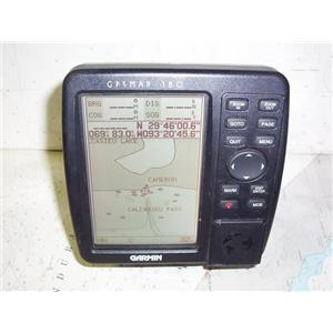 Boaters' Resale Shop of TX 1912 2745.05 GARMIN GPSMAP 180 PLOTTER DISPLAY ONLY