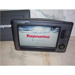 Boaters' Resale Shop of TX 2001 0725.02 RAYMARINE E120W HYBRIDTOUCH DISPLAY ONLY