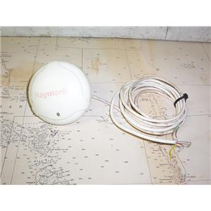 Boaters' Resale Shop of TX 2001 0725.04 RAYMARINE RAYSTAR 125 GPS ANTENNA E32042