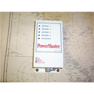 Boaters Resale Shop Of TX 2001 4101.24 SEA MASTER ELECTRONICS POWER MASTER UNIT