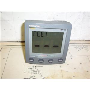 Boaters' Resale Shop of TX 2001 0745.22 RAYMARINE ST60 DEPTH DISPLAY A22002 ONLY