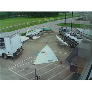 Laser II Mainsail w 16-8 Luff from Boaters' Resale Shop of TX 1905 2422.91