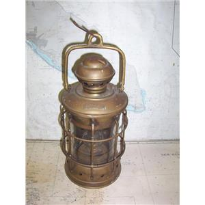 "Boaters' Resale Shop of TX 2001 0747.12 MASTHEAD VINTAGE 14"" KEROSENE LANTERN"