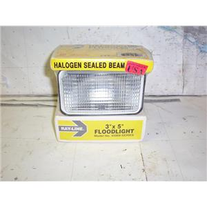 Boaters' Resale Shop of TX 1807 0475.02 JABSCO 45900-1000 HALOGEN 12V FLOODLIGHT