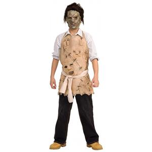 Leatherface Texas Chainsaw Massacre Apron Of Souls Child