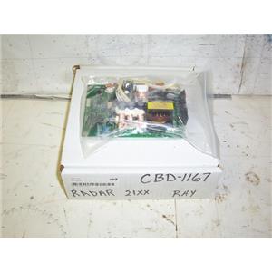 Boaters' Resale Shop of TX 2001 4104.02 RAYTHEON LEGACY CBD-1167 PC BOARD