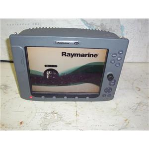 Boaters' Resale Shop of TX 2001 2722.04 RAYMARINE CLASSIC E120 MULTI NAV DISPLAY