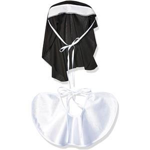 Nun Costume Accessory Kit