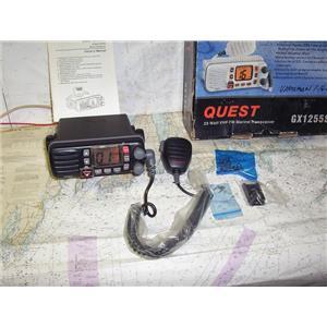 Boaters' Resale Shop of TX 2001 0747.34 STANDARD HORIZON GX1255S VHF RADIO KIT
