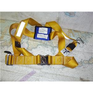 Boaters' Resale Shop of TX 2001 2744.27 WEST MARINE LARGE SAILING HARNESS 44-58""
