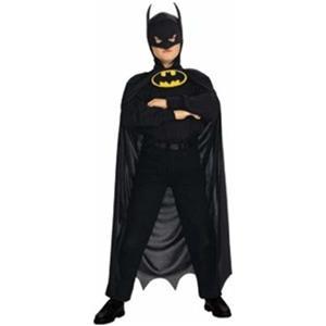 Hooded Batman Cape Child