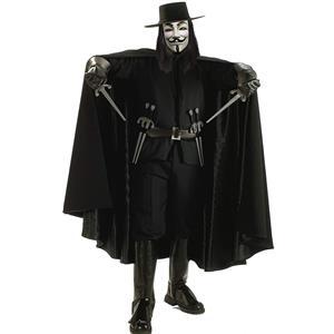 V for Vendetta Costume Accessory Kit