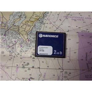 Boaters' Resale Shop of TX1911 4422.22  NAVIONICS CF/1XG COMPACT FLASH CHART