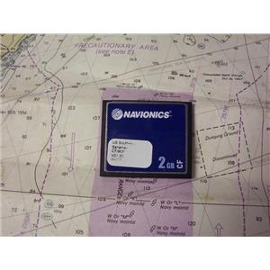 Boaters' Resale Shop of TX 1809 2751.01 NAVIONICS CF/906P ELECTRONIC CHART CARD