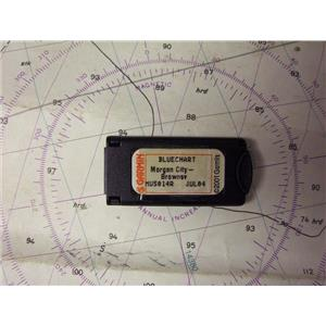 Boaters' Resale Shop of TX 1908 3501.02 GARMIN MUS014R BLUECHART PLOTTER CARD