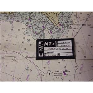 Boaters' Resale Shop of TX 2002 0451.11 C-MAP NT+ NA-C402.12 ELECTRONIC CHART