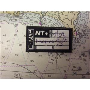 Boaters' Resale Shop of TX 1910 4201.27 C-MAP NT+ GULF OF MEXICO CHART CARD