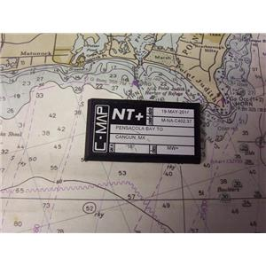 Boaters' Resale Shop of TX 1904 1254.17 C-MAP NT+ M-NA-C402.37 ELECTRONIC CHART