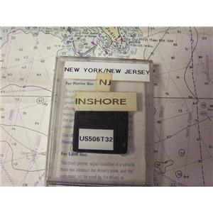 Boaters' Resale Shop of TX 1612 0441.02 NAVIONICS US506T32 INSHORE NY/NEW JERSEY