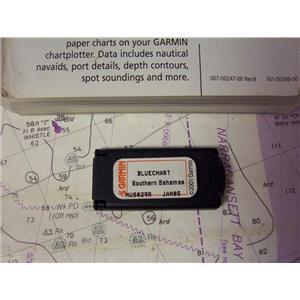 Boaters' Resale Shop of TX 1705 4105.21 GARMIN MUS029R BLUECHART PLOTTER CARD