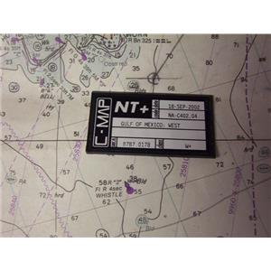 Boaters' Resale Shop of TX 1710 2771.42 C-MAP NT+ NA-C402.04 GULF OF MEX-WEST