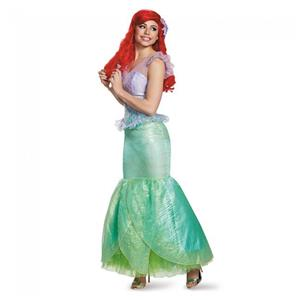 Disguise Little Mermaid Ariel Prestige Costume Adult Small 4-6