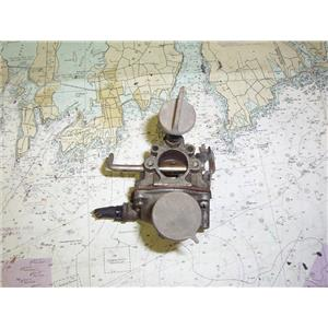 Boaters' Resale Shop of TX 2001 2251.24 JOHNSON 4V77B 4 HP CARBURETOR ASSEMBLY